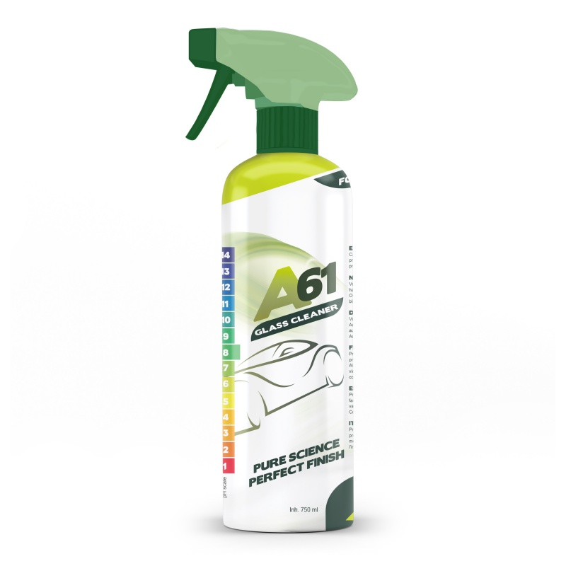 A61 Glass Cleaner