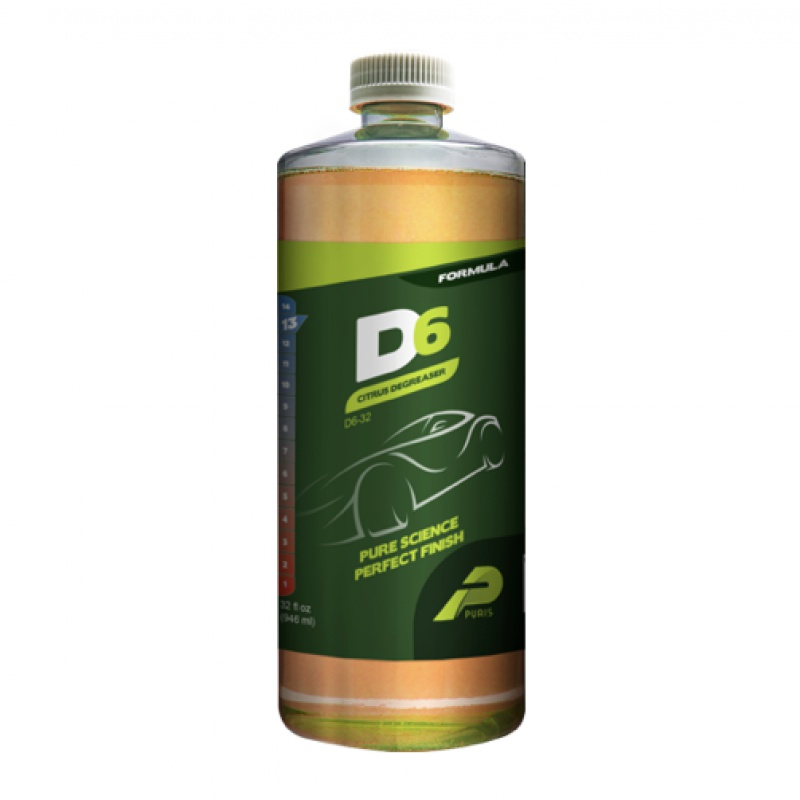 D6 Citrus degreaser